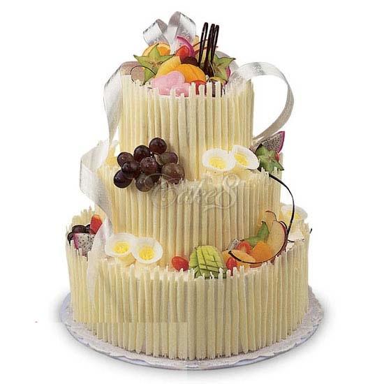 三层圆形水果蛋糕,三层圆形水果蛋糕好不好,三层圆形水果蛋糕图片,,尊贵蛋糕网图片